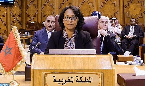 Le Maroc réaffirme son rejet de toute atteinte aux Lieux Saints et aux pays arabes