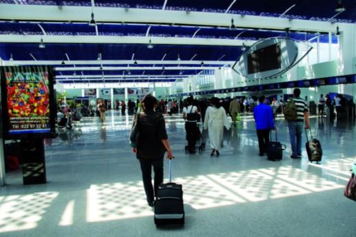 Aéroports du Maroc : poursuite de la croissance du trafic passagers en avril dernier (+9,53%)