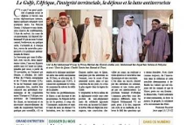 Le numéro 22 de Maroc diplomatique est  dans les kiosques