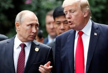 """Trump: Poutine m'a dit qu'il n'avait """"pas interféré"""" dans l'élection américaine"""