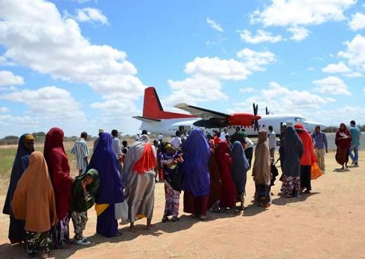 Plus de 74.100 réfugiés somaliens au Kenya rapatriés depuis décembre 2014