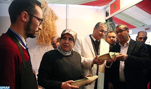 La foire des cadeaux d'artisanat, une occasion pour la promotion de la diversité du produit national