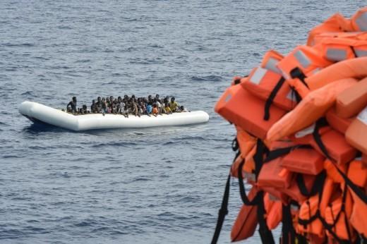 Quelque 120 migrants secourus au large des côtes andalouses