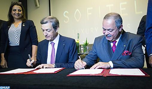Convention de partenariat entre le Haut commissariat aux eaux et forêts et Rotary Club