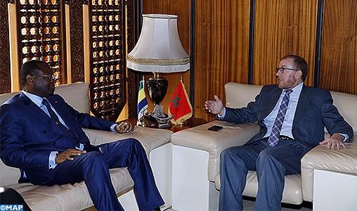 """Les relations maroco-gabonaises, """"un modèle à suivre"""" au niveau africain"""