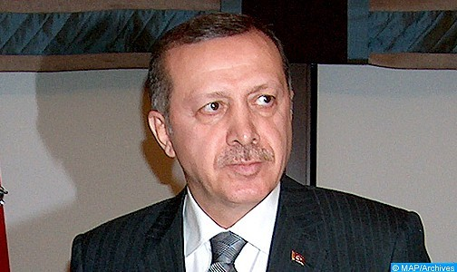 Les relations bilatérales et les dossiers syrien et palestinien au centre d'une visite du président Erdogan vendredi à Paris