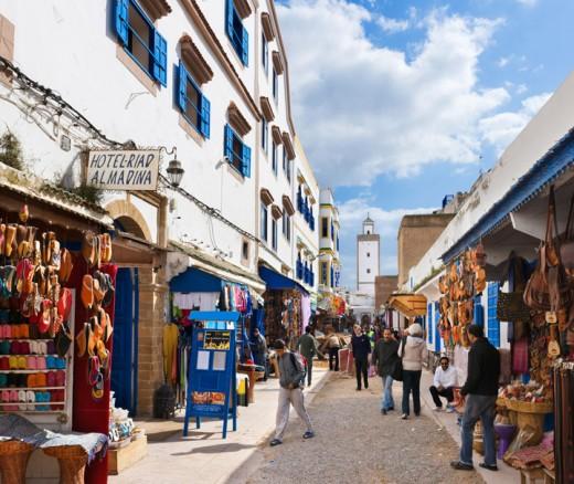 La diversité de la culture et des traditions de Chine sous les feux des projecteurs à Essaouira