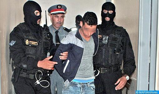 Démantèlement par la Gendarmerie Royale d'une bande spécialisée dans l'émigration clandestine, les séquestrations et les extorsions de fonds