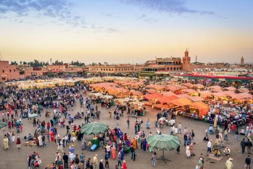 """Plus qu'une destination touristique, Marrakech est """"une expérience à vivre"""""""