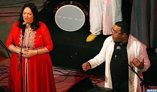 """""""Horizons andalous"""", un concert musical haut en couleurs à l'ouverture des journées du Maroc en Tunisie"""