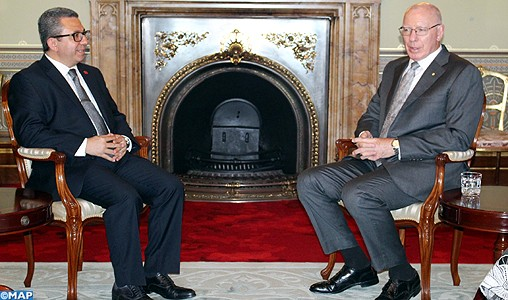 Rabat et Canberra examinent les moyens de renforcer les relations de coopération au niveau régional