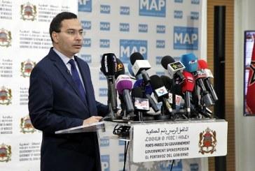 Jerada: Le gouvernement oeuvre de manière continue pour la réalisation des programmes concernant la ville