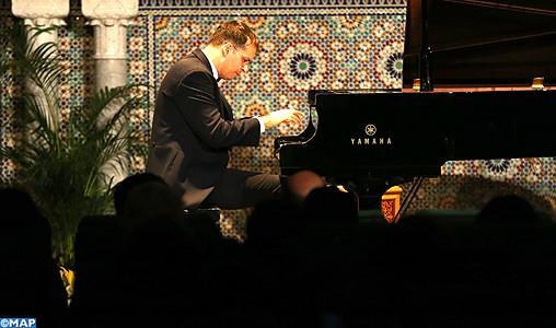 """Lancement du projet """"Arabesque"""": le pianiste Marouan Benabdellah ouvre le bal"""
