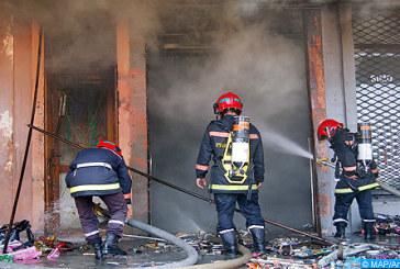 Casablanca : 13 blessés dans l'explosion d'une bonbonne de gaz à Ben M'sik