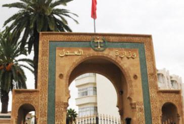 Dissolution de l'association des œuvres sociales des magistrats et fonctionnaires de la justice