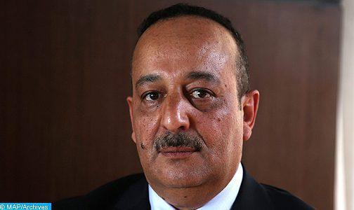 M. El Aaraj visite à Laâyoune des établissements et projets dans les secteurs d'éducation, de formation et de culture