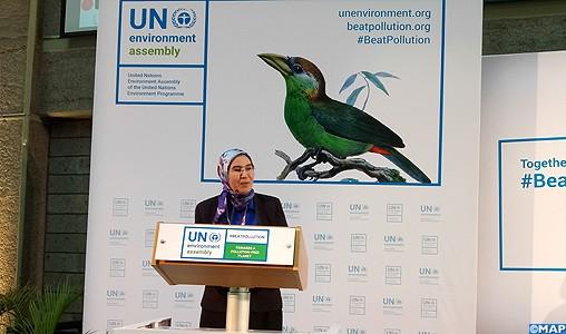 UNEA-3 : L'expérience du Maroc en matière de développement des filières de valorisation des déchets