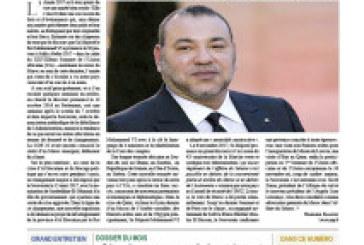 Le numéro 23 de Maroc diplomatique est  dans les kiosques
