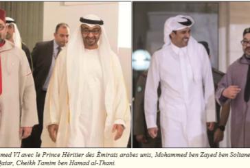 Les nouveaux fronts du Roi, le Golfe, l'Afrique, l'intégrité territoriale, la défense et la lutte antiterroriste