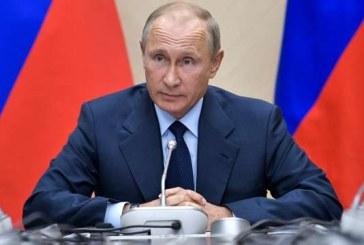 Poutine appelle à la reprise des négociations palestino-israéliennes