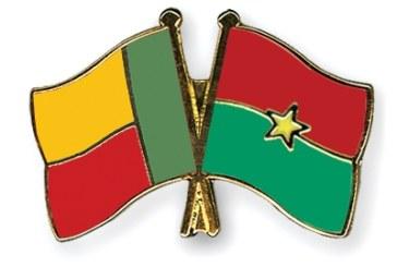 Le Bénin et le Burkina Faso s'engagent à coopérer dans la lutte contre le terrorisme