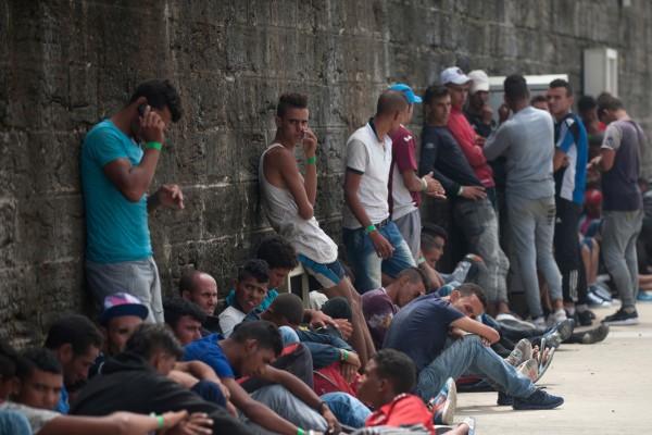 Espagne : 164 migrants secourus dans le détroit de Gibraltar