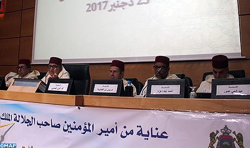 Tanger: Remise à 25 prédicateurs du Prix du Conseil supérieur des Oulémas des prêches du vendredi