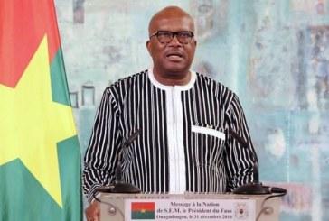 Le président Kaboré défend la création d'une monnaie unique au sein de la CEDEAO