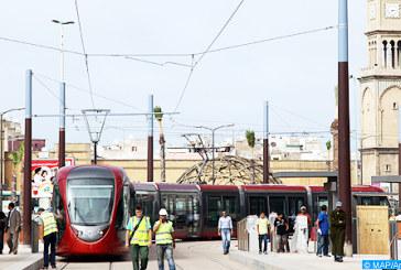 Arrêt partiel d'exploitation du tramway au niveau de la branche Facultés du 20 au 28 janvier