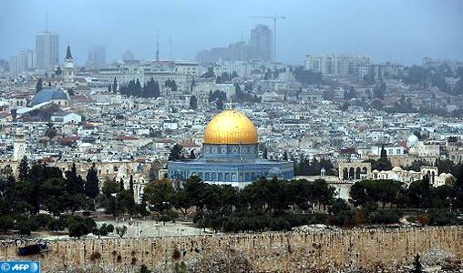"""La question palestinienne traverse """"une phase des plus critiques"""""""