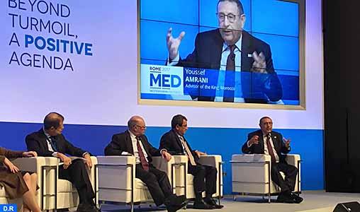 Le Maroc a su conforter sa position singulière en tant que pays pourvoyeur de paix et de stabilité