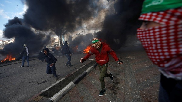 Al-Qods: Une trentaine de blessés lors des affrontements avec l'armée israélienne