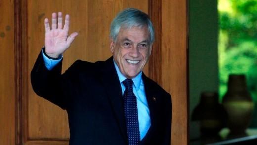 Les Chiliens clôturent l'année 2017 en choisissant Sebastián Piñera nouveau Président de la République