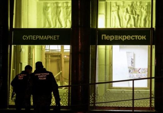 Russie: Arrestation de l'auteur présumé de l'attentat de Saint-Pétersbourg