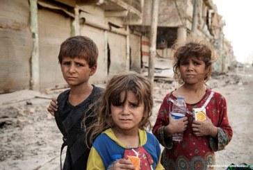 "L'ONU dénonce les attaques contre les enfants devenues ""tactiques courantes"" en zones de conflit"