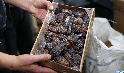 Fès : Saisie et destruction de près de sept tonnes de produits impropres à la consommation