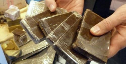 Saisie de 100 kg de chira au port de Tanger Med