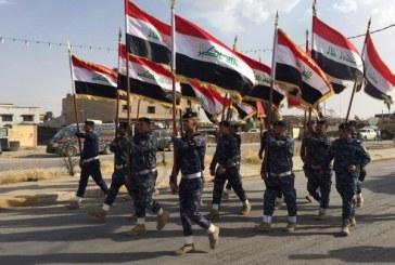 Irak: Un défilé militaire pour célébrer la victoire sur l'EI