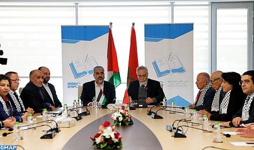 Le Maroc est capable de mobiliser le soutien international à la cause palestinienne