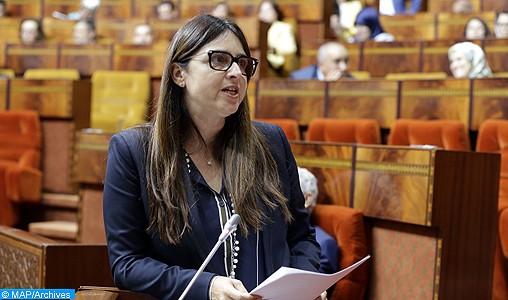 Mme Boutaleb met l'accent sur la nécessité de restaurer la confiance dans le secteur du tourisme
