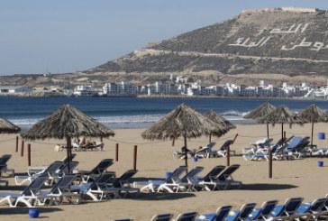 Tourisme: Hausse de 6,48 pc des arrivées à Agadir en novembre dernier