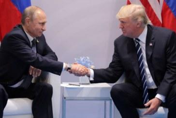 Poutine à la rescousse de Donald Trump