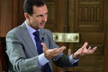 Bachar El Assad accuse la France de soutenir le terrorisme et provoque la colère de Paris