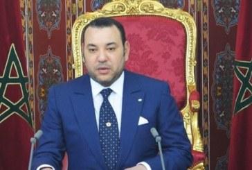 Message de félicitations de SM le Roi au président de la République d'Haïti à l'occasion de la fête nationale de son pays
