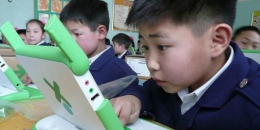 Chine: Un tiers des enfants chinois d'âge préscolaire surfent sur Internet