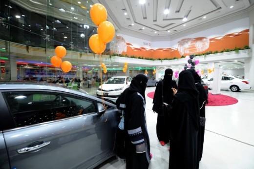 Premier salon automobile réservé aux femmes en Arabie saoudite