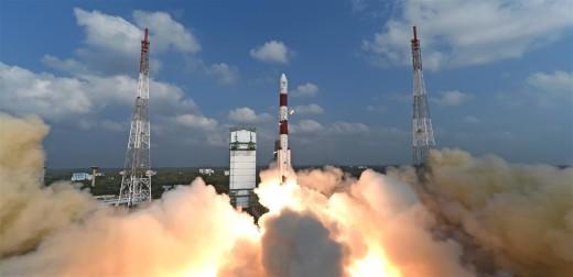 Inde : Lancement avec succès de 31 satellites