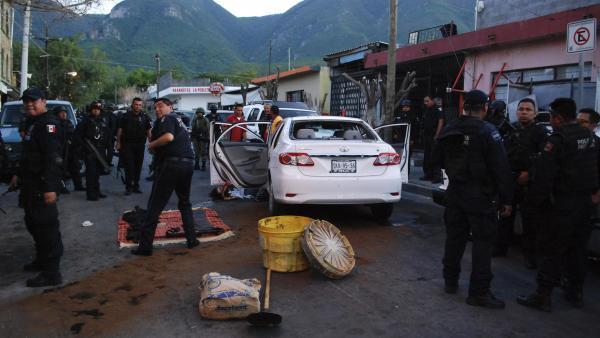 Criminalité : Au moins 25 personnes tuées au Mexique au cours du week-end