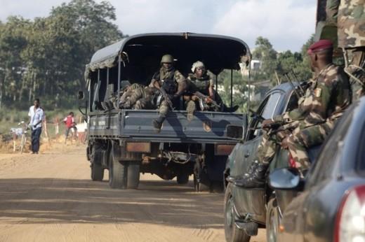 Côte d'Ivoire : Des tirs entendus dans un camp militaire à Bouaké