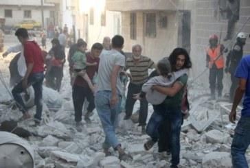 Syrie: au moins dix morts dont quatre enfants dans des bombardements